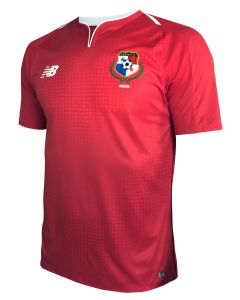 New Balance Panama Home Jersey Mens 2018 - Red - World Cup 2018