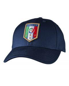 PUMA Italia Sheild Stretch Fit Cap - Blue