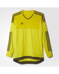 adidas Top 15 GK Jersey - Bright Yellow/Yellow