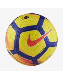 Nike EPL Ordem V Match Ball 2017/18 - Yellow/Purple