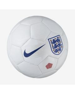 Nike England Prestige Ball - White/Red