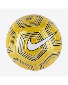 Nike Neymar Strike Ball - Yellow/White/Black