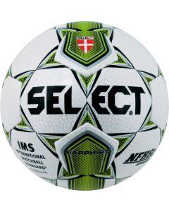 Select Sapphire NFHS Ball - White/Green