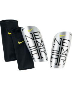 Nike Mercurial Shinguard Lite Neymar - Silver