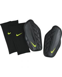 Nike Protegga Pro Shinguard - Black/Volt