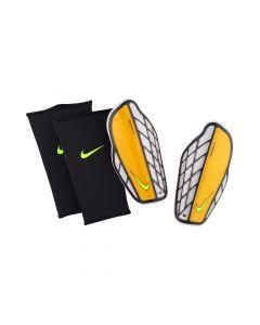 Nike Protegga Pro Shinguards - Laser Orange/Chrome