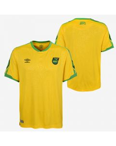 Umbro Jamaica Home Jersey Mens 2018 - Yellow