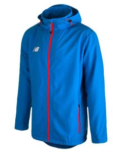New Balance Tech Training Woven Jacket - Royal