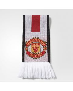 adidas Manchester Uniuted Scarf 2015/16 - Black