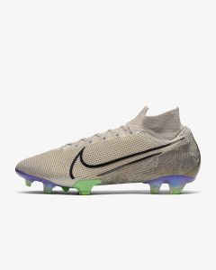 Nike Mens Mercurial Superfly 7 Elite Firm Ground Soccer Cleats - Sand - Terra Pack