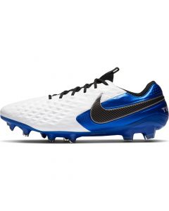 Nike Mens Tiempo Legend 8 Elite Firm Ground cleats -White
