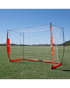 Bownet 4x6 Portable Soccer Goal - Orange