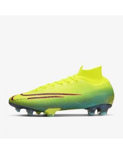 Nike Mercurial Superfly 7 Elite MDS Firm Ground Soccer Cleats - Yellow - Dream Speed