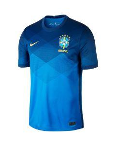 Nike Brasil Mens Away Jersey - Blue