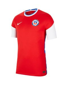 Nike Chile 2020/21 Stadium Home Jersey