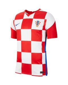 Nike Croatia 2020 Stadium Home Jersey