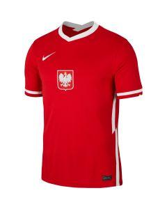 Nike Poland Away Jersey 2020 - Red