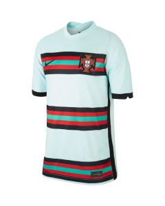 Nike Portugal Youth Away Jersey - Green