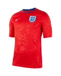 Nike England SS Top - Red