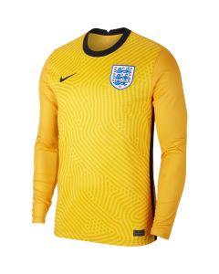 Nike England Men's GK Jersey - Yellow
