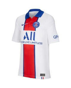 Nike Paris Saint Germain 2020/21 Youth Stadium Away Jersey