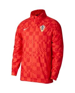Nike Croatia Water-Repellent Soccer Jacket