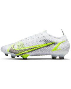 Nike Vapor 14 Elite FG - White/Volt