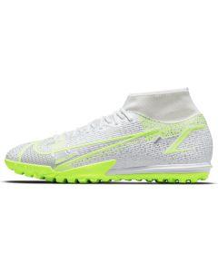Nike Superfly 8 Academy TF - White