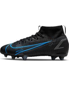 Nike JR Superfly 8 Academy FG - Black
