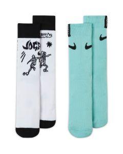 Nike FC SNKR Socks - 2 Pack