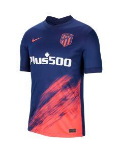 Nike Atletico Madrid Away Jersey - Blue
