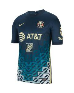 Nike Club America Away Jersey 2021 - Blue