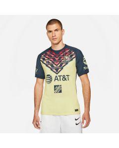 Nike Club America Home Jersey 2021 - Yellow