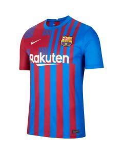 Nike Barcelona Home Jersey 2021 - Blue