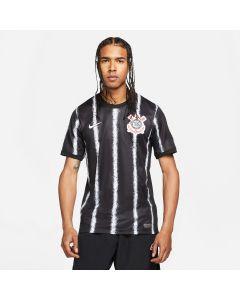 Nike Corinthians Away Jersey - Black