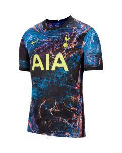 Nike Tottenham Away Jersey 2021 - Black