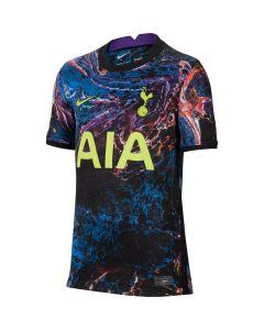 Nike Tottenham Away Youth Jersey 2021 - Black