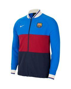 Nike Barcelona Fullzip Jacket - Blue