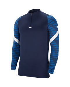 Nike Strike 21 Drill Top - Blue