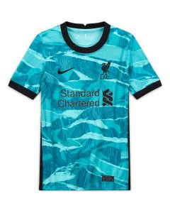 Nike Liverpool FC 2020/21 Away Youth Stadium Jersey