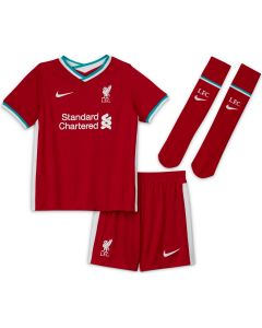 Nike Liverpool FC 2020/21 Little Kids Kit