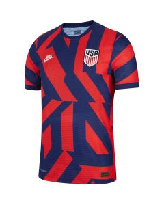 Nike USA Away Authentic Jersey 2021 - Blue