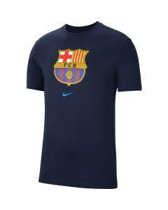 Nike FC Barcelona Men's Crest - Blue