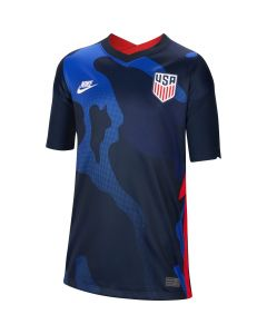 Nike USA Youth Away Jersey 2020 - Navy/Blue