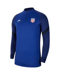 Nike Strike United States Drill Top- Royal