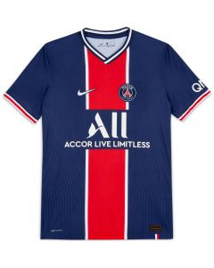 Nike PSG Authentic Home Mens Jersey 2020/21 - Navy