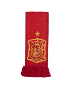 adidas Spain Home Scarf 2017/18 - Red/Gold