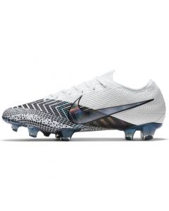 Nike Mens Vapor 13 Elite MDS FG- White black