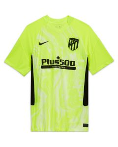 Nike Atletico Madrid Mens 3rd Jersey 2020/21- Volt