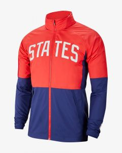 Nike United States Men's All Weather Jacket- Red